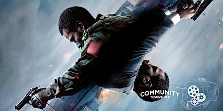 TENET (2020) - Community Drive-In w/ Caravan Of Wonders Spy Game + TUMC tickets