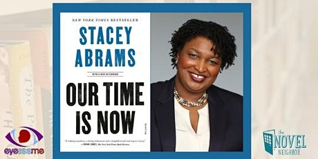 An Evening with Stacey Abrams presented by The Novel Neighbor and EyeSeeMe tickets
