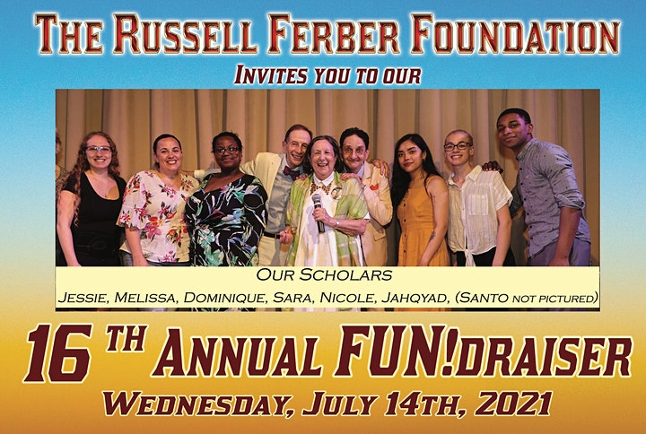16th Annual Russell Ferber Foundation Comedy FUN!draiser image