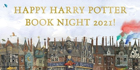Harry Potter Book Night 2021 - Diagon Alley tickets