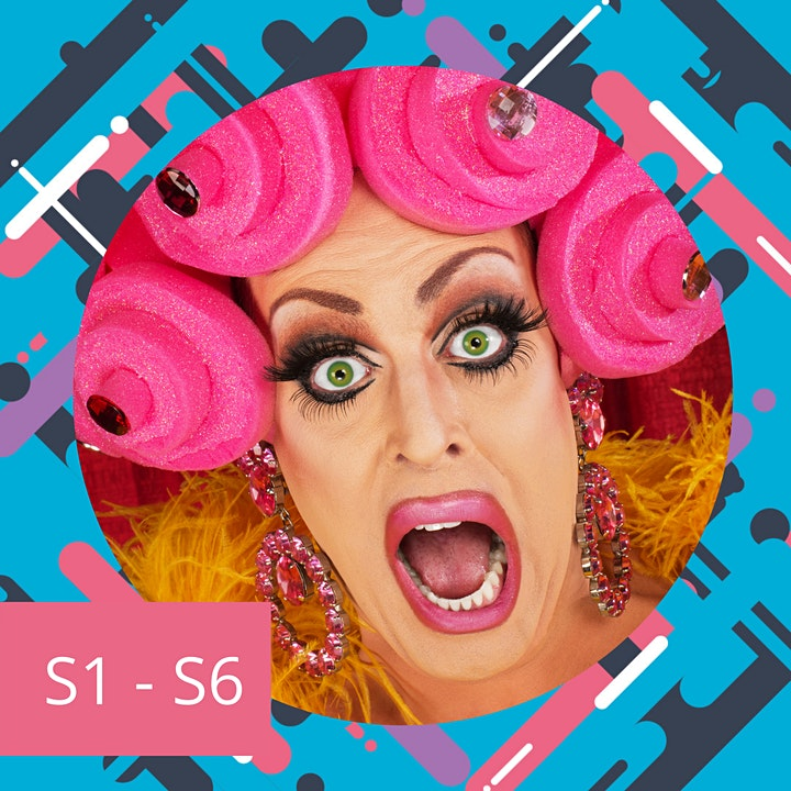 Drag School for S1 to S6 image
