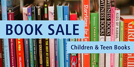 Friends of the Library Book Sale tickets