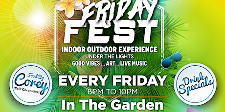 Friday Fest tickets