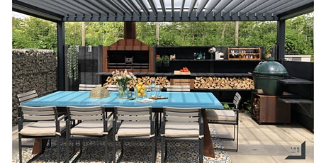 Dine with Bridget Colvin at The Outdoor Kitchen Collective tickets