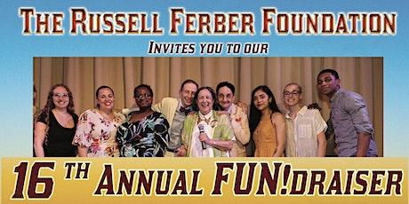 16th Annual Russell Ferber Foundation Comedy FUN!draiser tickets