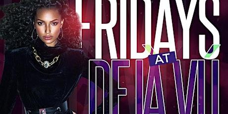 Friday at Deja Vu Lounge DC tickets