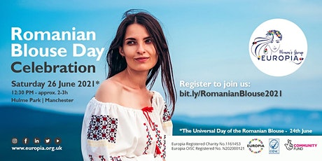 Romanian Blouse Day celebration tickets