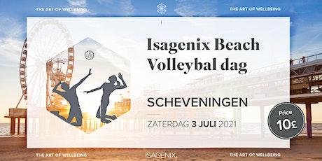 Isagenix Beach Volleybal Dag tickets