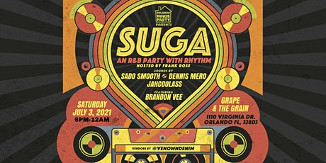 Orlando House Party presents SUGA...  An R&B Party tickets