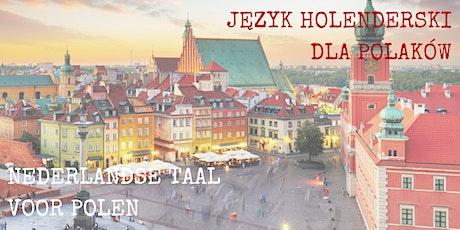 Nederlands voor Polen tickets