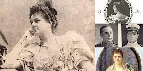 'Frances Ellen Work: Uncovering Princess Diana's American Roots' Webinar boletos