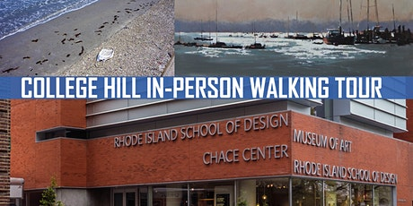 June's Gallery Night: 5:30pm College Hill Walking Tour tickets