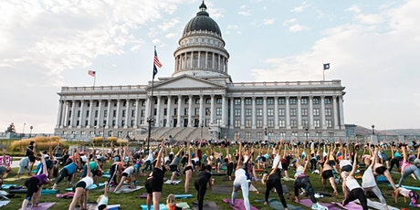 STATE OF MIND: YOGA AT THE CAPITOL PRESENTED BY SELECTHEALTH tickets
