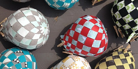 Create a Miniature Hot Air Balloon for Our Wizard of Woz exhibition tickets
