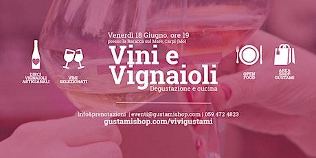 Vini e Vignaioli Gustami 2021 biglietti
