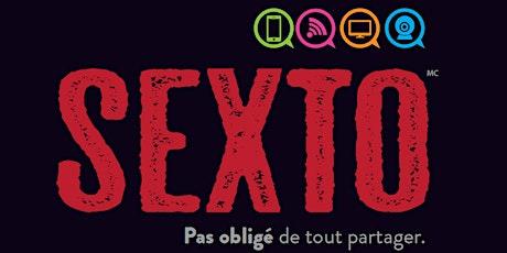 Projet Sexto- Rencontre de rétroaction virtuelle billets