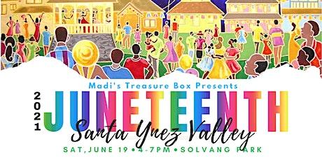 Juneteenth SYV tickets