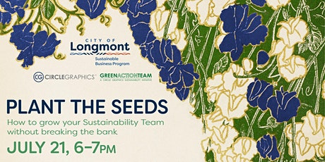 How to grow your Sustainability Team without breaking the bank (Bilingüe) tickets