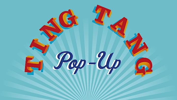 TING TANG POP UP image