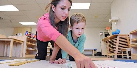 Introduction to Montessori tickets