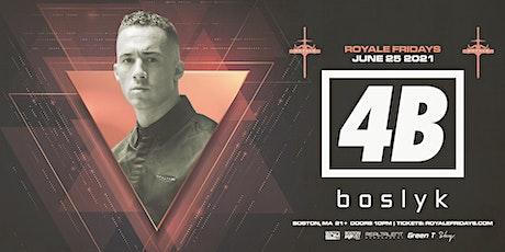 4B tickets