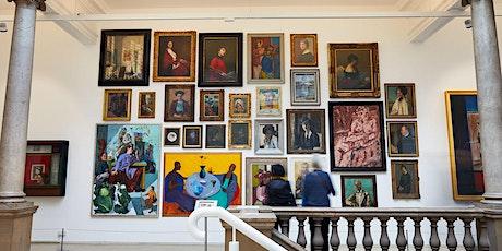 Meet and Make Online: Art Chat tickets
