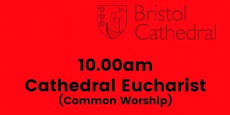 The Sunday Eucharist (Trinity 3) tickets