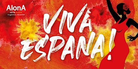 Viva Espana - Spanish Night at the AlonA 4 Star Hotel tickets