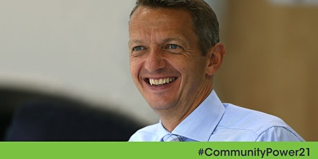 The Local Trust Community Power Lecture with Andy Haldane tickets