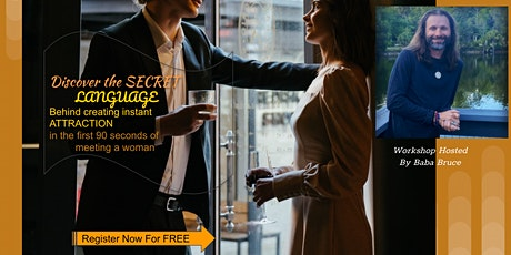 FREE MASTERMIND Secret Language Creating Instant Attraction w a woman HV tickets
