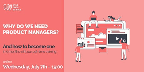 Wild Talk - Why do we need product managers? ingressos