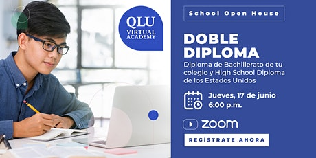 SCHOOL OPEN HOUSE: Doble Diploma - High School Diploma de USA y Panamá biglietti