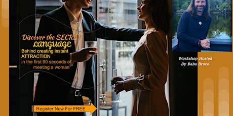 FREE MASTERMIND Secret Language  Creating Instant Attraction w a woman MB tickets