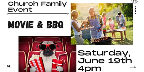 Church Family Father's Day Event tickets