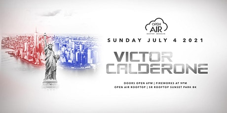 Victor Calderone @ Open Air Brooklyn tickets