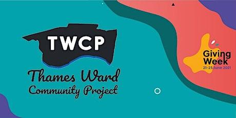 No Sleep til Thames Ward! Community Coalition Building or Bust tickets