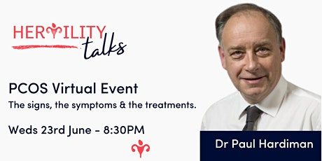 Hertility Expert Talks - PCOS Edition tickets