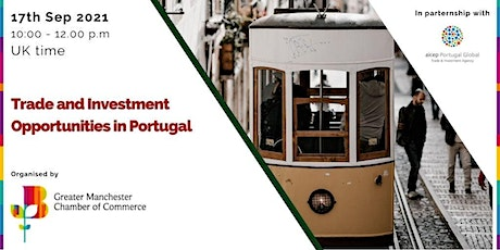 Trade and Investment Opportunities in Portugal  | Sep 2021 tickets