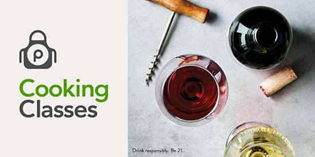 Spanish Wines and Tapas (2-course) Dinner tickets