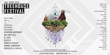 TreeHouse Festival tickets