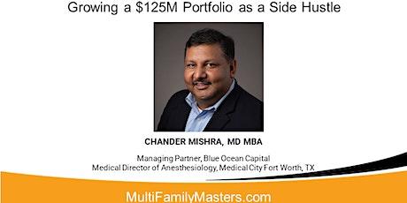 GROWING a $125 MILLION Portfolio as a Side Hustle entradas