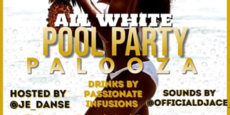 Code Red: All White Pool Party Palooza tickets