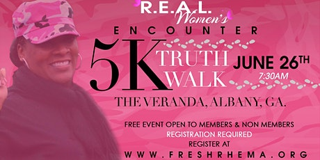 5k Truth Walk tickets