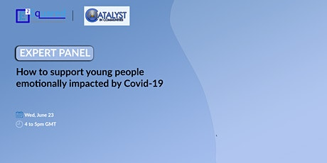 COVID-19 – Impacts on Young People  -  An interactive discussion tickets