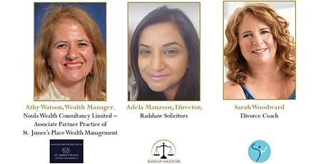 Empowered Divorce PlanningTop Tips to Manage the Emotional Legal & Finance tickets