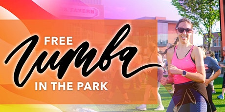 Zumba in the Park tickets
