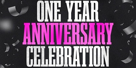 GLAM BY KIMBERLY 1 YR ANNIVERSARY tickets