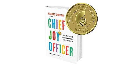 Menlo's Virtual Book Club - Chief Joy Officer tickets