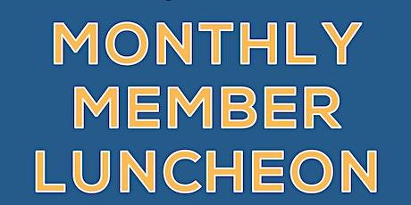 July Member Luncheon tickets