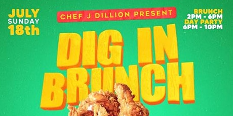 The Dig in Brunch tickets
